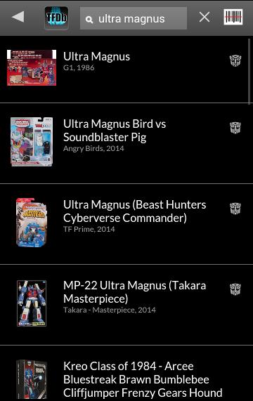 Quoi de neuf en Transformers sur... Consoles, Jeux vidéo, Jeux mobile, etc | Partage de Jeu Web Gratuit + Applications cool (TF ou pas) Screenshot_search2