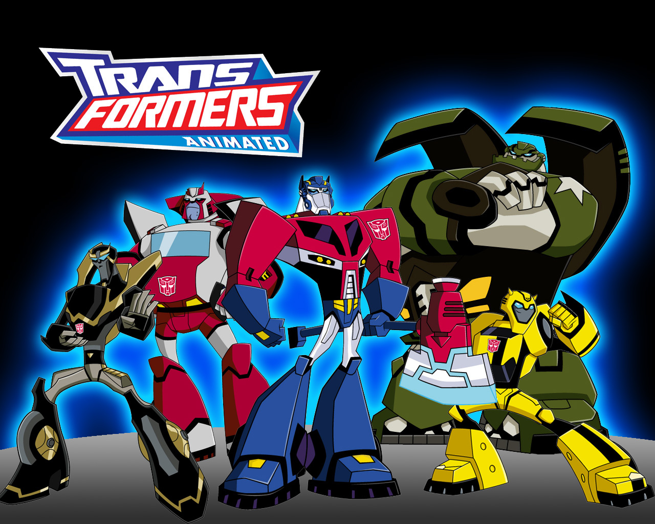 More Transformers Animated News