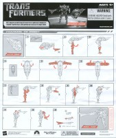 Movie - Protoform Optimus Prime - Instructions