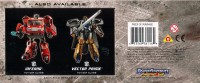 Universe - Leo Prime - Package art