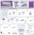 Animated - Sunstorm (with Activators Ratchet, Target exclusive) - Instructions