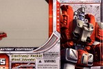 Universe - Autobot Countdown - Package art