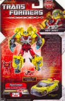 Universe - Hot Shot w/ Jolt (Armada) - Package art