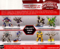 Movie - Robot Heroes Ironhide vs. Dispensor (Movie) - Instructions