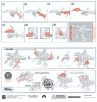 Movie - Wingblade (Toys R Us exclusive) - Instructions