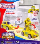 Animated - Bumper Battlers Sting Racer Bumblebee - Package art