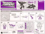 Animated - Skywarp - Instructions