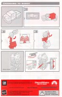 Movie - Ironhide - Cannon Blast - Instructions