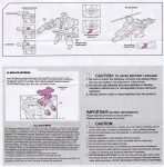 Animated - Shadow Blade Megatron - Instructions