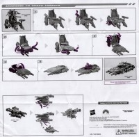 Transformers Instructions Database