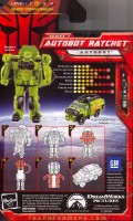 Movie - Legends Autobot Ratchet - Instructions