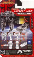Movie - Legends Autobot Jazz - Instructions