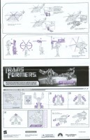 Movie - Blackout (with Scorponok) - Instructions