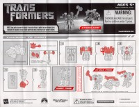 Movie - Strongarm (Target Exclusive) - Instructions