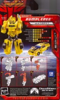Movie - Legends Bumblebee - Instructions