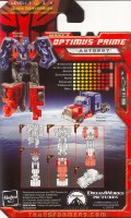Movie - Legends Optimus Prime - Instructions