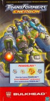 Energon - Bulkhead - Package art