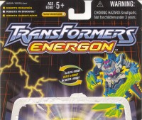 Energon - Cruellock - Package art