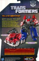 Generations - Optimus Prime (Fall of Cybertron) - Package art