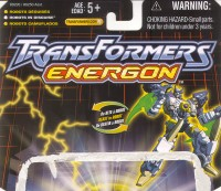 Energon - Divebomb - Package art