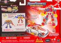 Energon - Energon Hot Shot (Hot Shot redeco) - Package art