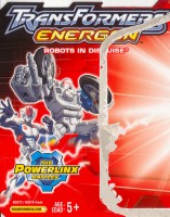 Energon - Energon Kicker with High Wire - Package art