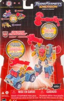 Energon - Energon Strongarm - Package art