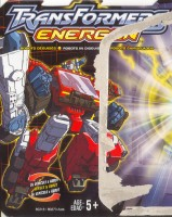 Energon - Inferno - Package art