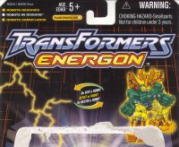 Energon - Insecticon - Package art