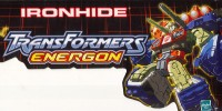 Energon - Ironhide - Package art