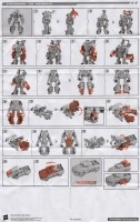 Transformers Prime Sergeant Kup Instructions