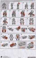 Transformers Prime Sergeant Kup Instructions