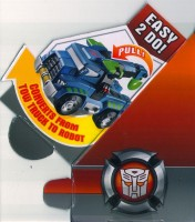 Rescue Bots - Hoist The Tow Bot - Package art