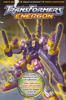 Energon - Mirage - Package art