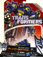 Generations - Blast Off (Fall of Cybertron) - Package art