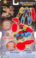 Energon - Signal Flare - Package art