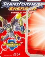 Energon - Slugslinger - Package art