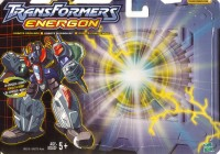 Energon - Starscream - Package art