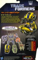 Generations - Swindle (Fall of Cybertron) - Package art
