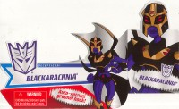 Animated - Blackarachnia - Package art