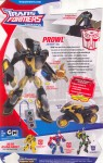 Animated - Prowl - Package art