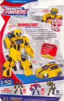 Animated - Bumblebee - Package art