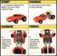 G1 - Windcharger - Instructions