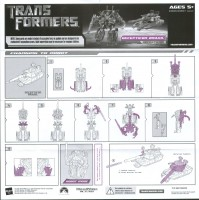 Movie - Decepticon Brawl - Instructions