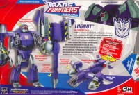 Animated - Lugnut - Package art