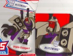 Animated - Blitzwing - Package art