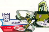 Animated - Oil Slick - Package art
