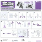 Animated - Cybertron Mode Megatron - Instructions