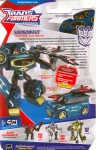 Animated - Soundwave (with Laserbeak) - Package art