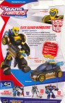 Animated - Elite Guard Bumblebee - Package art